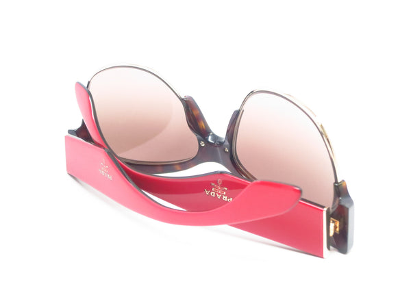 Prada SPR 11R 2AU-3D0 Havana Sunglasses - Eye Heart Shades - Prada - Sunglasses - 8