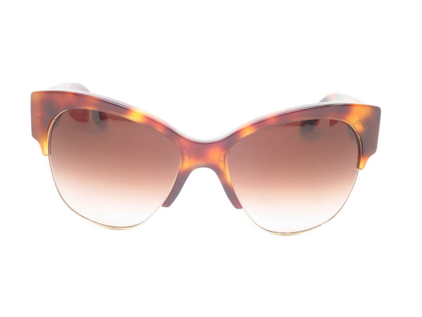 Prada SPR 11R TKR-6S1 Havana Sunglasses - Eye Heart Shades - Prada - Sunglasses - 2