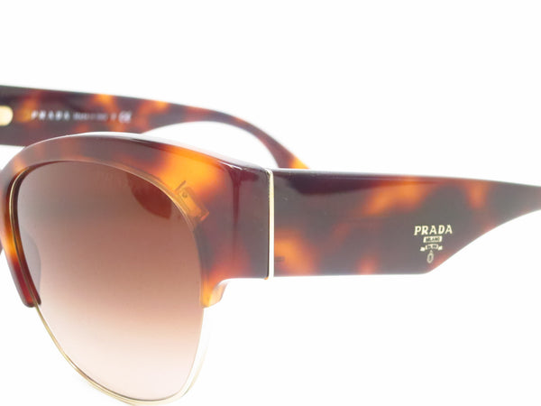 Prada SPR 11R TKR-6S1 Havana Sunglasses - Eye Heart Shades - Prada - Sunglasses - 3