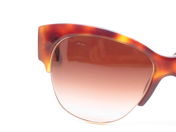 Prada SPR 11R TKR-6S1 Havana Sunglasses - Eye Heart Shades - Prada - Sunglasses - 4