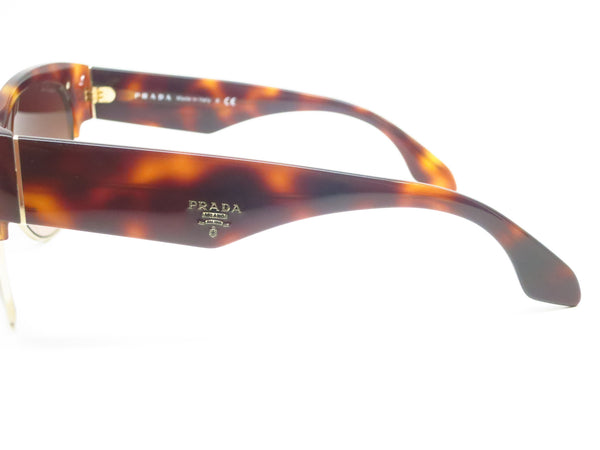 Prada SPR 11R TKR-6S1 Havana Sunglasses - Eye Heart Shades - Prada - Sunglasses - 5