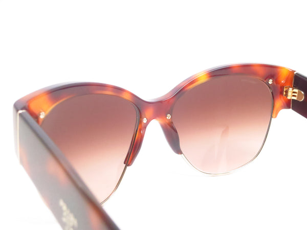 Prada SPR 11R TKR-6S1 Havana Sunglasses - Eye Heart Shades - Prada - Sunglasses - 6