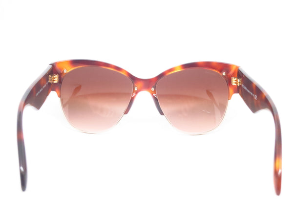 Prada SPR 11R TKR-6S1 Havana Sunglasses - Eye Heart Shades - Prada - Sunglasses - 7