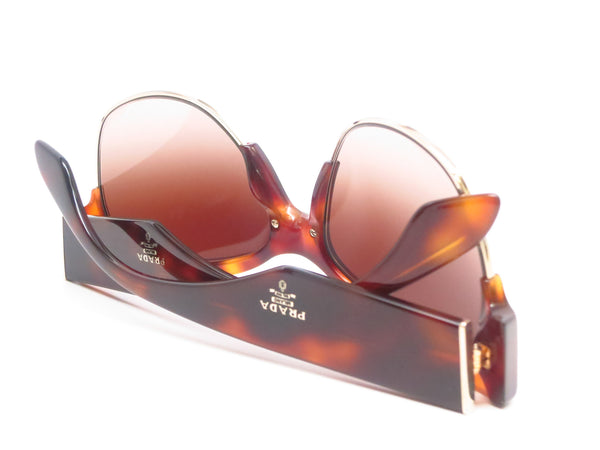Prada SPR 11R TKR-6S1 Havana Sunglasses - Eye Heart Shades - Prada - Sunglasses - 8