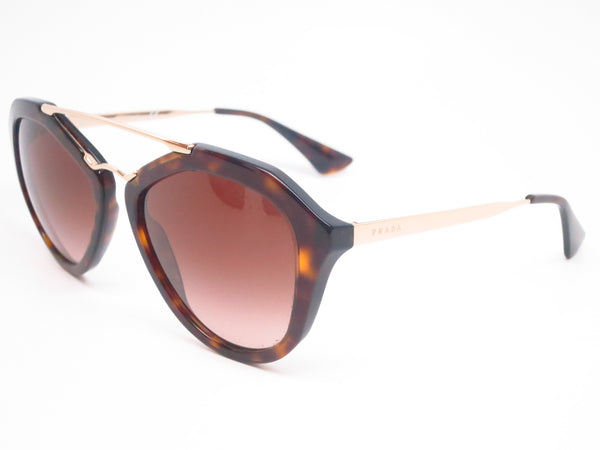 Prada SPR 12Q 2AU-6S1 Havana Sunglasses - Eye Heart Shades - Prada - Sunglasses - 1