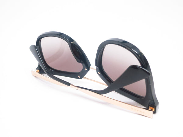 Prada SPR 13Q 1AB-0A7 Black Sunglasses - Eye Heart Shades - Prada - Sunglasses - 10
