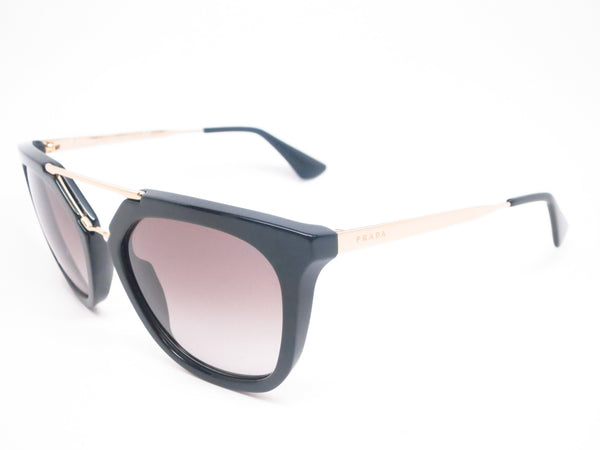 Prada SPR 13Q 1AB-0A7 Black Sunglasses - Eye Heart Shades - Prada - Sunglasses - 1