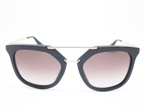 Prada SPR 13Q 1AB-0A7 Black Sunglasses - Eye Heart Shades - Prada - Sunglasses - 2