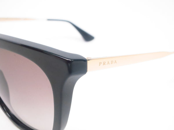 Prada SPR 13Q 1AB-0A7 Black Sunglasses - Eye Heart Shades - Prada - Sunglasses - 3