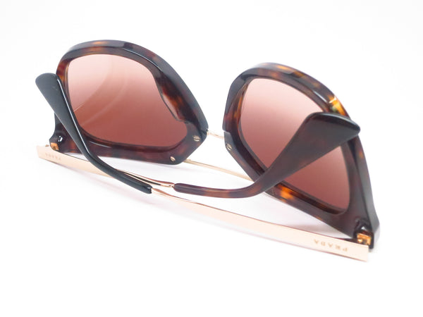 Prada SPR 13Q 2AU-6S1 Havana Sunglasses - Eye Heart Shades - Prada - Sunglasses - 10