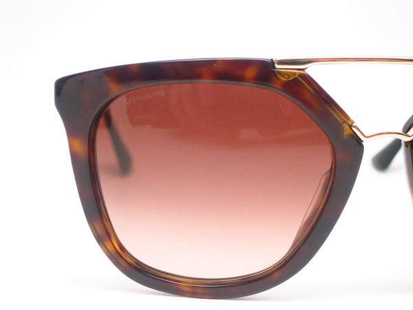 Prada SPR 13Q 2AU-6S1 Havana Sunglasses - Eye Heart Shades - Prada - Sunglasses - 4