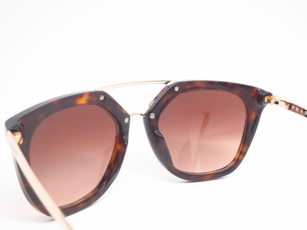 Prada SPR 13Q 2AU-6S1 Havana Sunglasses - Eye Heart Shades - Prada - Sunglasses - 8