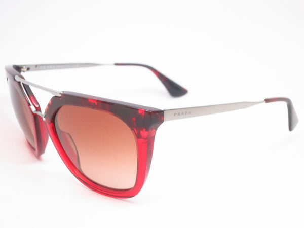 Prada SPR 13Q RO0-1Z1 Red Havana Sunglasses - Eye Heart Shades - Prada - Sunglasses - 1