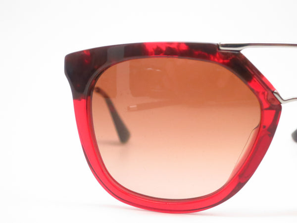 Prada SPR 13Q RO0-1Z1 Red Havana Sunglasses - Eye Heart Shades - Prada - Sunglasses - 4