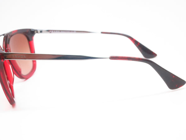 Prada SPR 13Q RO0-1Z1 Red Havana Sunglasses - Eye Heart Shades - Prada - Sunglasses - 5