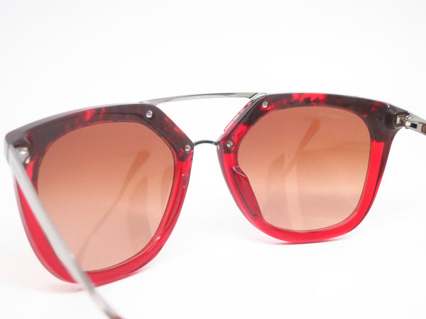 Prada SPR 13Q RO0-1Z1 Red Havana Sunglasses - Eye Heart Shades - Prada - Sunglasses - 6