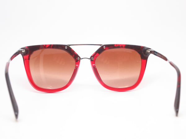 Prada SPR 13Q RO0-1Z1 Red Havana Sunglasses - Eye Heart Shades - Prada - Sunglasses - 7
