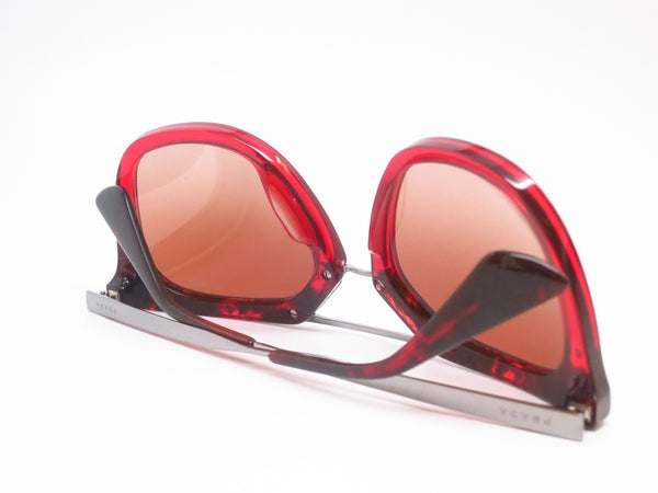 Prada SPR 13Q RO0-1Z1 Red Havana Sunglasses - Eye Heart Shades - Prada - Sunglasses - 8