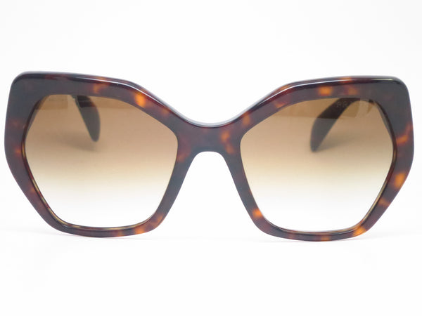 Prada SPR 16R 2AU-4M0 Havana Sunglasses - Eye Heart Shades - Prada - Sunglasses - 2