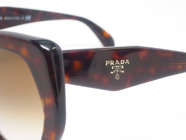 Prada SPR 16R 2AU-4M0 Havana Sunglasses - Eye Heart Shades - Prada - Sunglasses - 3