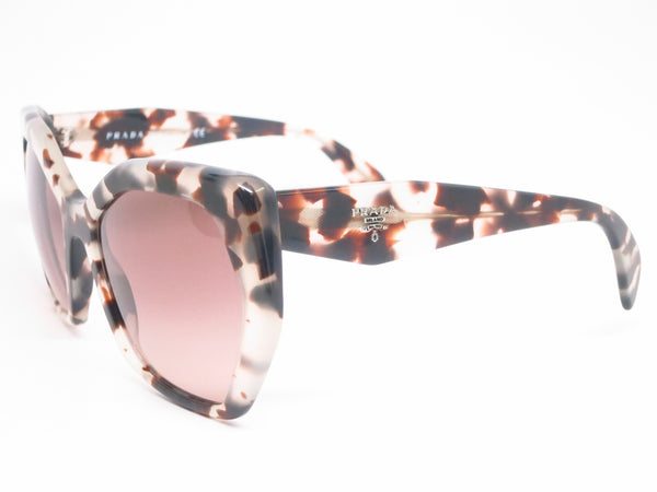 Prada SPR 16R UAO-3D0 Spotted Opal Brown Sunglasses - Eye Heart Shades - Prada - Sunglasses - 1