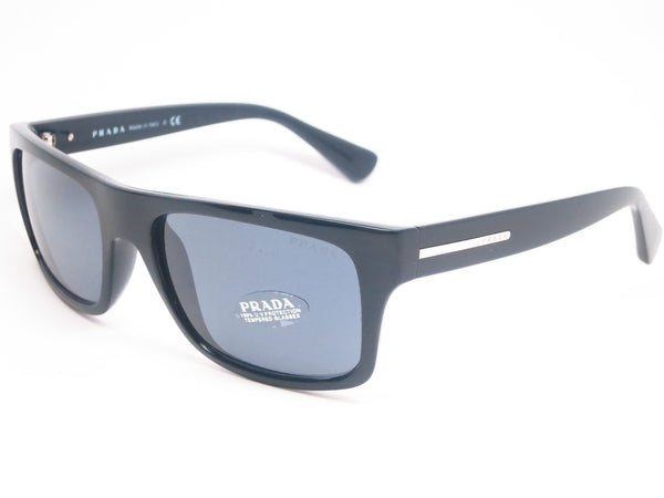 Prada SPR 18P 1AB-0A9 Black Sunglasses - Eye Heart Shades - Prada - Sunglasses - 1