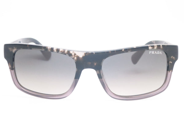 Prada SPR 18P RO3-2D0 Spotted Black / Matte Grey Sunglasses - Eye Heart Shades - Prada - Sunglasses - 2