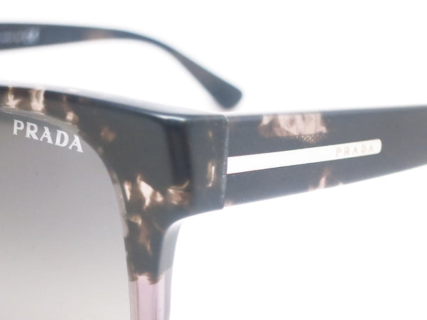 Prada SPR 18P RO3-2D0 Spotted Black / Matte Grey Sunglasses - Eye Heart Shades - Prada - Sunglasses - 3