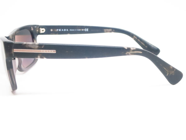 Prada SPR 18P RO3-2D0 Spotted Black / Matte Grey Sunglasses - Eye Heart Shades - Prada - Sunglasses - 5