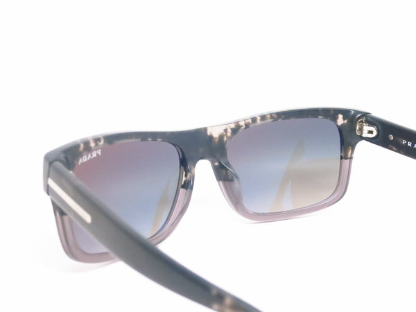 Prada SPR 18P RO3-2D0 Spotted Black / Matte Grey Sunglasses - Eye Heart Shades - Prada - Sunglasses - 6