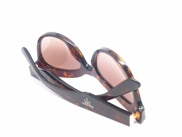 Prada SPR 23Q 2AU-3D0 Havana Sunglasses - Eye Heart Shades - Prada - Sunglasses - 10