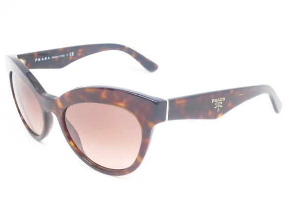 Prada SPR 23Q 2AU-3D0 Havana Sunglasses - Eye Heart Shades - Prada - Sunglasses - 1
