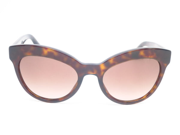 Prada SPR 23Q 2AU-3D0 Havana Sunglasses - Eye Heart Shades - Prada - Sunglasses - 2