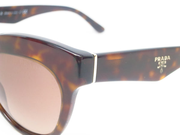 Prada SPR 23Q 2AU-3D0 Havana Sunglasses - Eye Heart Shades - Prada - Sunglasses - 3