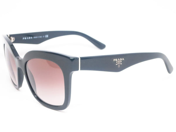 Prada SPR 24Q 1AB-0A7 Black Sunglasses - Eye Heart Shades - Prada - Sunglasses - 1