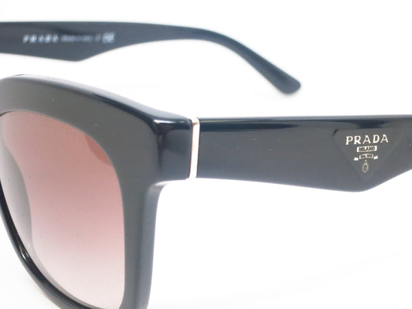 Prada SPR 24Q 1AB-0A7 Black Sunglasses - Eye Heart Shades - Prada - Sunglasses - 3