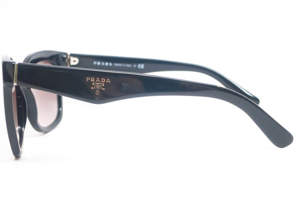 Prada SPR 24Q 1AB-0A7 Black Sunglasses - Eye Heart Shades - Prada - Sunglasses - 5