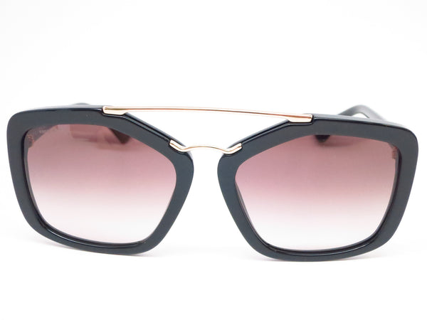 Prada SPR 24R 1AB-0A7 Black Sunglasses - Eye Heart Shades - Prada - Sunglasses - 2