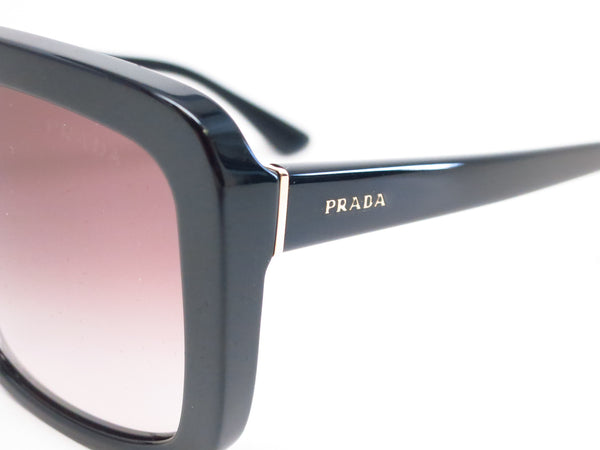Prada SPR 24R 1AB-0A7 Black Sunglasses - Eye Heart Shades - Prada - Sunglasses - 3