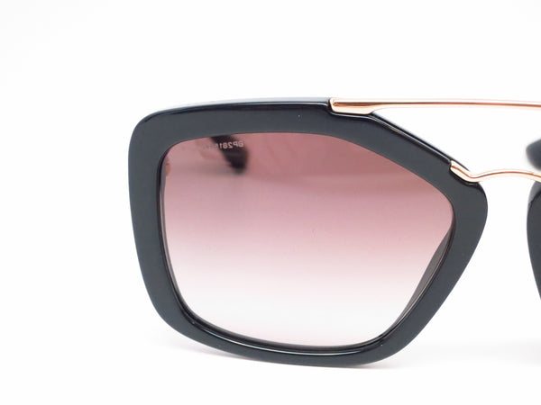 Prada SPR 24R 1AB-0A7 Black Sunglasses - Eye Heart Shades - Prada - Sunglasses - 4