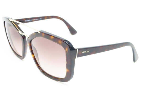 Prada SPR 24R 2AU-3D0 Havana Sunglasses - Eye Heart Shades - Prada - Sunglasses - 1