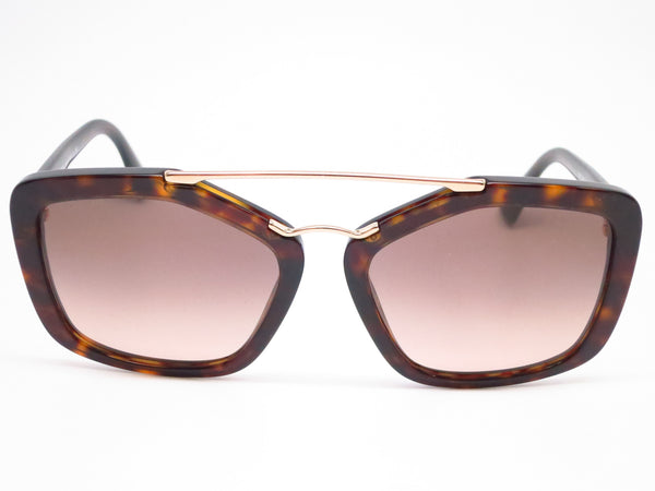 Prada SPR 24R 2AU-3D0 Havana Sunglasses - Eye Heart Shades - Prada - Sunglasses - 2