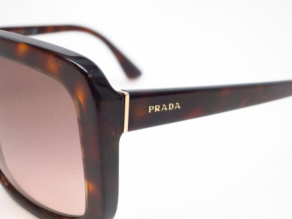Prada SPR 24R 2AU-3D0 Havana Sunglasses - Eye Heart Shades - Prada - Sunglasses - 3