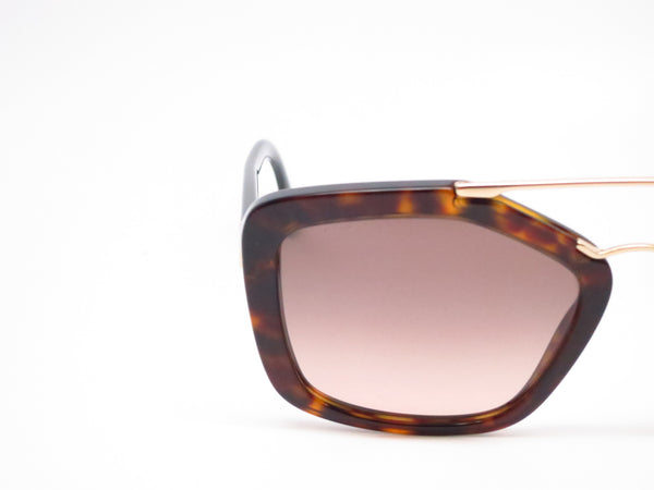 Prada SPR 24R 2AU-3D0 Havana Sunglasses - Eye Heart Shades - Prada - Sunglasses - 4
