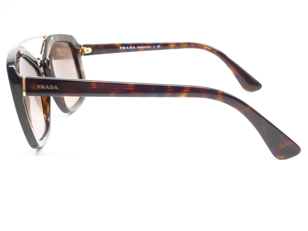Prada SPR 24R 2AU-3D0 Havana Sunglasses - Eye Heart Shades - Prada - Sunglasses - 5