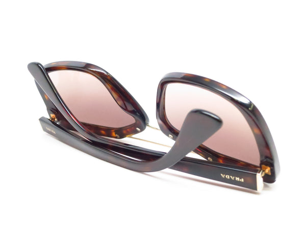 Prada SPR 24R 2AU-3D0 Havana Sunglasses - Eye Heart Shades - Prada - Sunglasses - 8