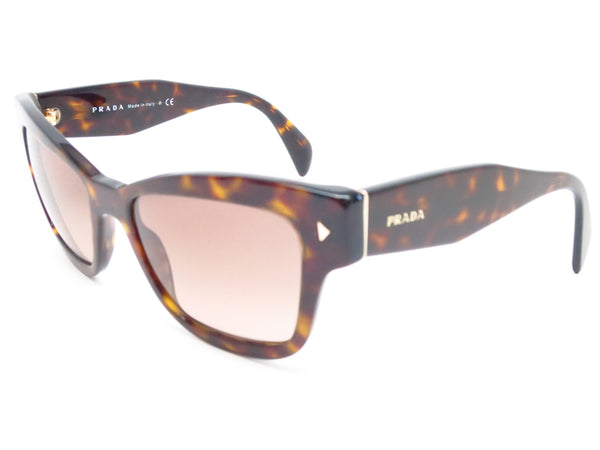 Prada SPR 29R 2AU-3D0 Havana Sunglasses - Eye Heart Shades - Prada - Sunglasses - 1