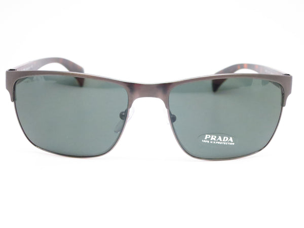 Prada SPR 51O DHG-3O1 Antique Brushed Gunmetal Sunglasses - Eye Heart Shades - Prada - Sunglasses - 2