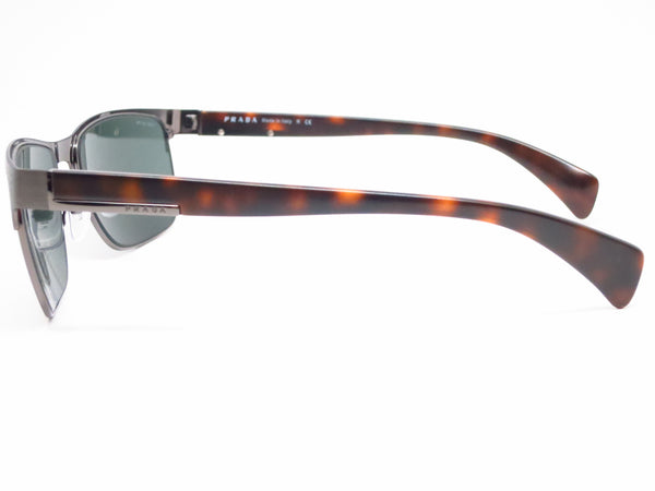 Prada SPR 51O DHG-3O1 Antique Brushed Gunmetal Sunglasses - Eye Heart Shades - Prada - Sunglasses - 5