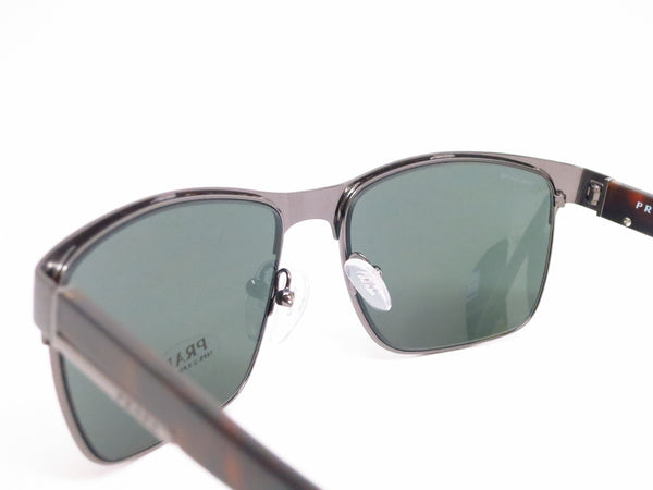 Prada SPR 51O DHG-3O1 Antique Brushed Gunmetal Sunglasses - Eye Heart Shades - Prada - Sunglasses - 6